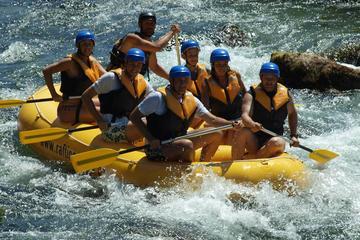 Wildwasser-Rafting auf dem Fluss Cetina ab Split