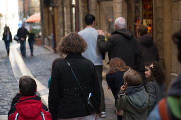 Visite à pied commentée du vieux Lyon