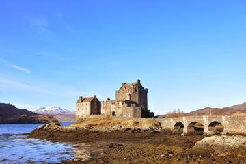 Excursion de 3jours vers l'île de Skye et les Highlands, au départ...