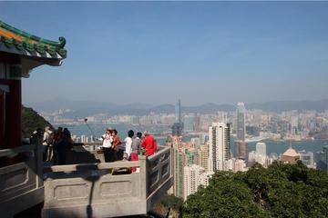 Excursões particulares personalizadas de meio dia na Ilha de Hong Kong