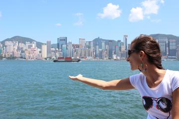 Excursão personalizada de dia inteiro por Hong Kong