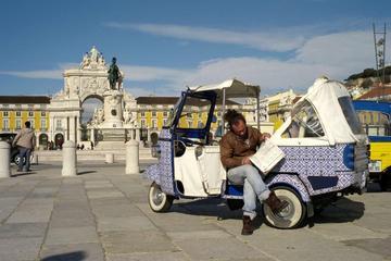 Séance photo dans les rues de Lisbonne: visite privée