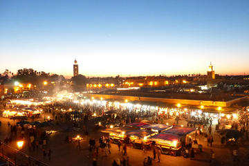 Private Tour: Half-Day Guided Tour of Marrakech