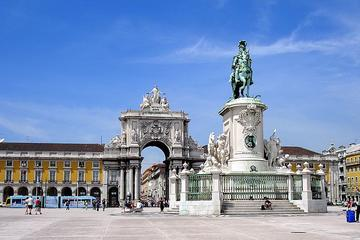 Tour semi-privato di 4 ore della città di Lisbona