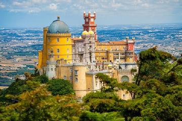 Tour semi-privato di 8 ore a Sintra e
