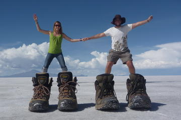 3-Day Salar de Uyuni and Bolivian Desert Adventure from Uyuni