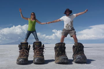 3-Day Uyuni Salt Flats and Desert Adventure