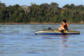 4-Day Amazon Eco-lodge Tour from Puerto Maldonado