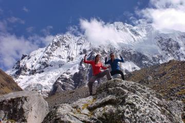 4-Day Salkantay Trek to Machu Picchu