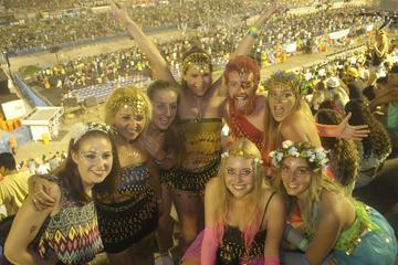 4-Day Tour: Carnival 2017 in Rio de Janeiro