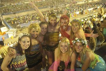 4-Day Tour: Carnival in Rio de Janeiro