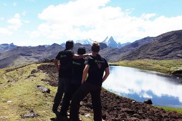 4-tägige Wanderung von Lares nach Machu Picchu von Cusco