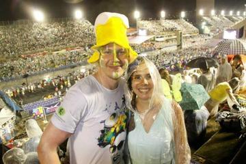 5-Day Tour: Carnival in Rio de Janeiro