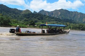 6-Day Madidi and Pampas Amazon from La Paz