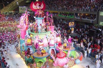 6-Day Tour: Carnival 2017 in Rio de Janeiro