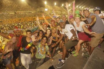 7-Day Tour: Carnival 2017 in Rio de Janeiro