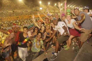 7-Day Tour: Carnival in Rio de Janeiro