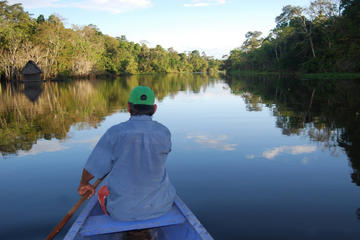 Amazon Jungle 4-Day Adventure from...