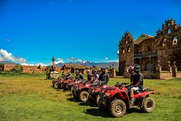 Aventura en quad 4x4 en el Valle Sagrado desde Cuzco