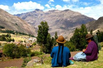 Caminata por el valle Secreto de 2 días a Machu Picchu