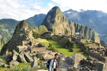 Caminhada de 4 dias para Machu Picchu...