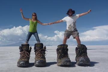 Excursión de 3 días al Salar de Uyuni...