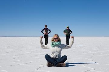 Ganztägige Tour in die Salzwüste von Uyuni