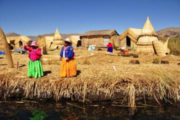 Overnight Amantani Island Homestay Experience from Puno