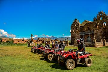 Sacred Valley 4x4 Quadbike Adventure...
