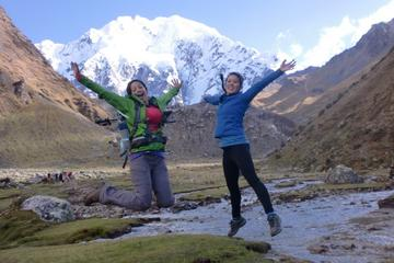 Trilha de Salkantay até Machu Picchu...