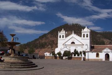 Visita a pie por la ciudad de Sucre para grupos pequeños