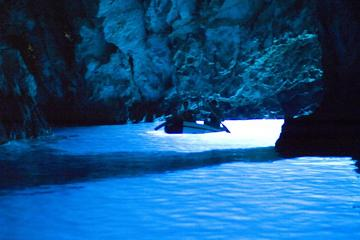 Blue and Green Cave Private Boat Tour...