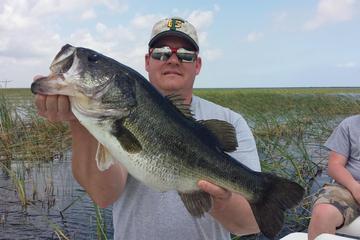 6-Hour Lake Trafford Fishing Trip near Naples