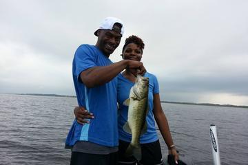 6-stündiger Angelausflug in der Butler Chain of Lakes nahe Orlando
