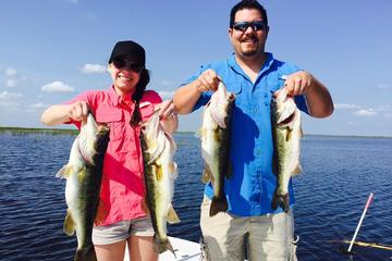 8-hour St Johns River Fishing Trip near Daytona