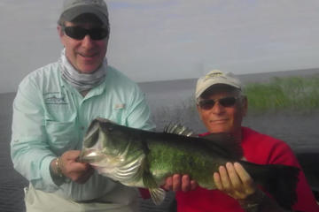 All Day Lake Okeechobee Fishing Trip...