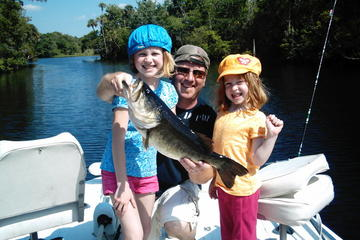 Day Trip All Day St Johns River Fishing Trip near Daytona near Daytona Beach, Florida