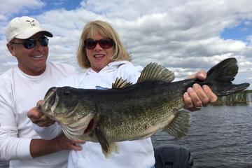 Half-Day Lake Okeechobee Fishing Trip near Fort Myers