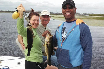 Book Half Day Lake Toho Fishing Trip near Kissimmee on Viator