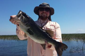 Sortie de pêche de 6heures dans les Everglades près de Fort...