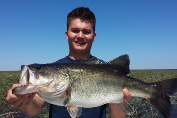 Sortie pêche de 8heures dans les Everglades près de Fort Lauderdale