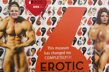 Entrance Erotic Museum Barcelona
