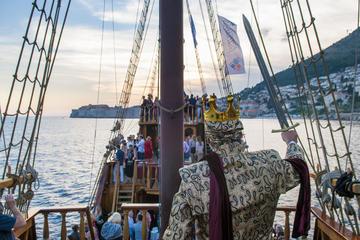 Crociera panoramica su Karaka del Trono di Spade da Dubrovnik