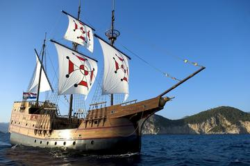 Elaphite Islands Full-Day Karaka Cruise from Dubrovnik