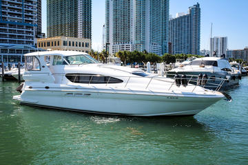 50' Sea Ray Charter with Captain and...