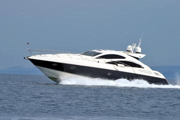 70' Predator Yacht Charter with...