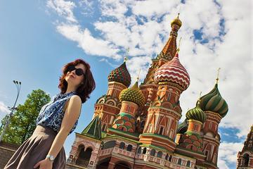 2-tägige Stadtbesichtigung von Moskau