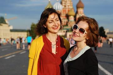 Führung durch Moskau zur sowjetischen Geschichte
