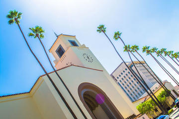 Historic Tour in Downtown LA: Union Station, Olvera Street and Little...