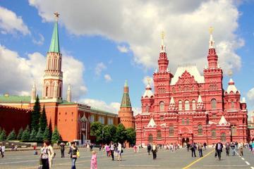 Private Besichtigung des Roten Platzes und der Stadt Moskau